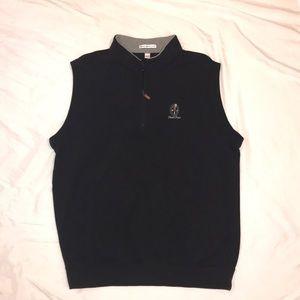 Peter Millar Crown Comfort 1/4 zip Vest